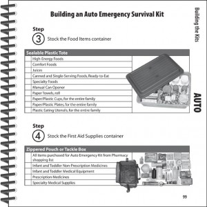Emergency Response Kit Guide - Sample Page